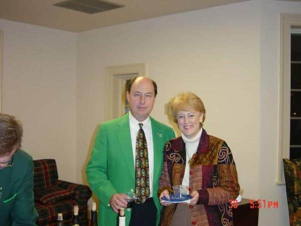 Jim and Debra Fitzgerald
