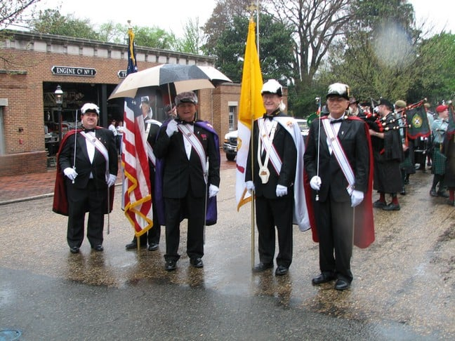 4th Degree Knights of Columbus Honor Guard